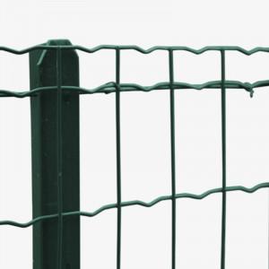 clôture grillage soudé vert