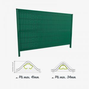 Occultant en PVC pour tous les panneaux rigides
